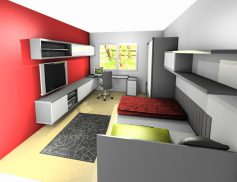 Dětský pokoj 17