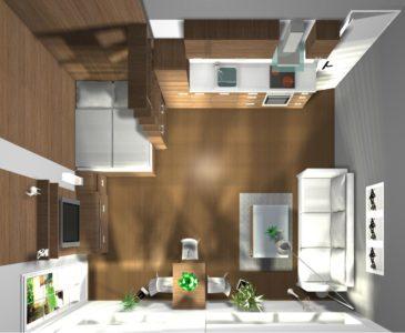 Návrhy komerčních interiérů