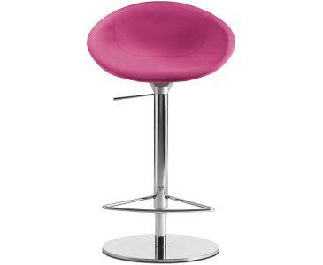Látkové barové židle