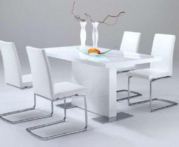 Rozkládací jídelní stoly