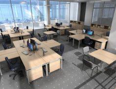 Kancelářský stůl ECO