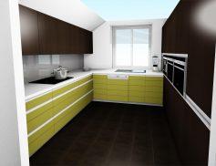Kuchyně Korycany