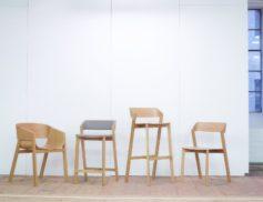 """Barová židle """"MERANO"""""""