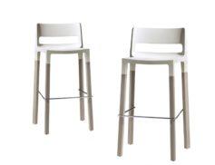 """Barová židle """"SGABELLO NATURAL DIVO"""""""