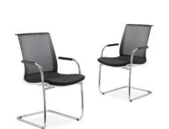"""Jednací židle """"LYRA NET"""""""