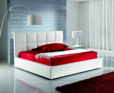 Čalouněné postele