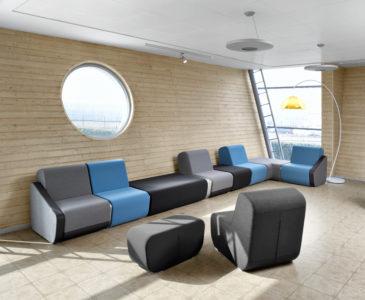 Kancelářské sedačky