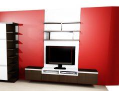 Obývací pokoj a kuchyň Olomouc