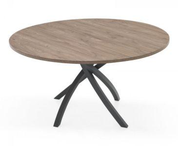 Kulaté jídelní stoly