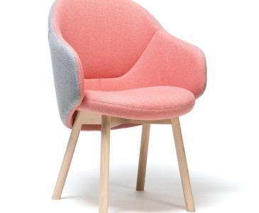 Čalouněné jídelní židle
