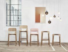 "Barová židle ""LEAF"""