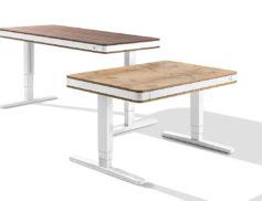"""Rostoucí stůl """"UNIQUE T7 Exclusive"""""""