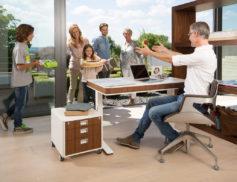 """Rostoucí stůl """"UNIQUE T7"""""""