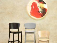 "Barová židle ""VALENICA"""