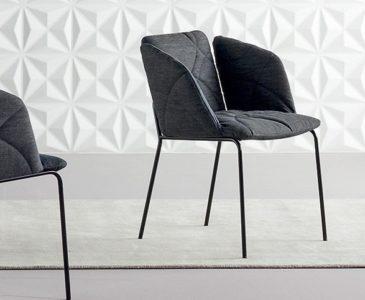 Jídelní židle s područkami