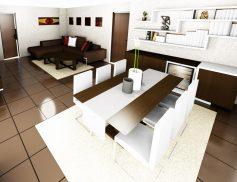 Obývací pokoj Korycany
