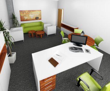 Návrhy kanceláří